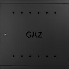 DRZWI GAOWE 600 RAL 7016 DG60g GRAFIT