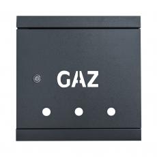 DRZWI GAZ.RAL 7016 DG25g GRAFIT