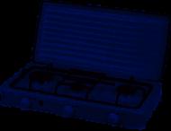 KUCHENKA 3-PAL.SMILE P/B MPM KN-03/1K