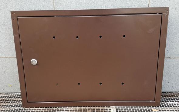 DRZWI GAZOWE 60x40 - Zdjcie 1