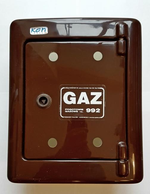 DRZWI GAZOWE KEN R-23 BRRNE KOLORY - Zdjcie 4