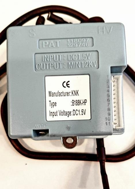 GENERATOR ISKRY Z0090000500 B188K-HP - Zdjcie