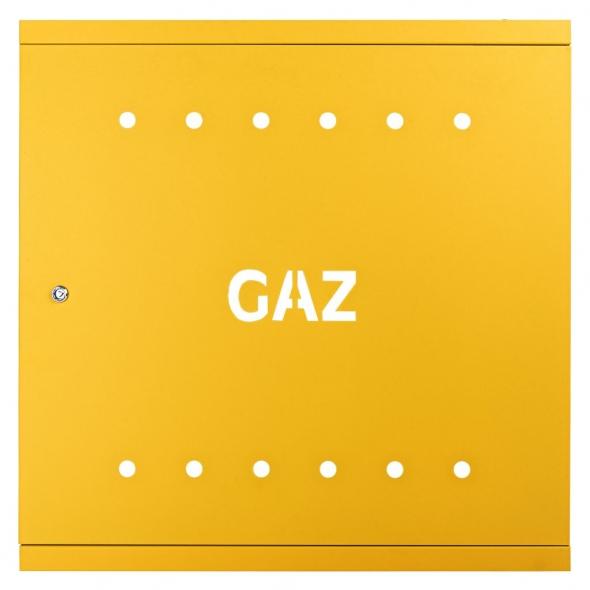 DRZWI GAZOWE 600 RAL 1023 DG60z LTE - Zdjcie 1