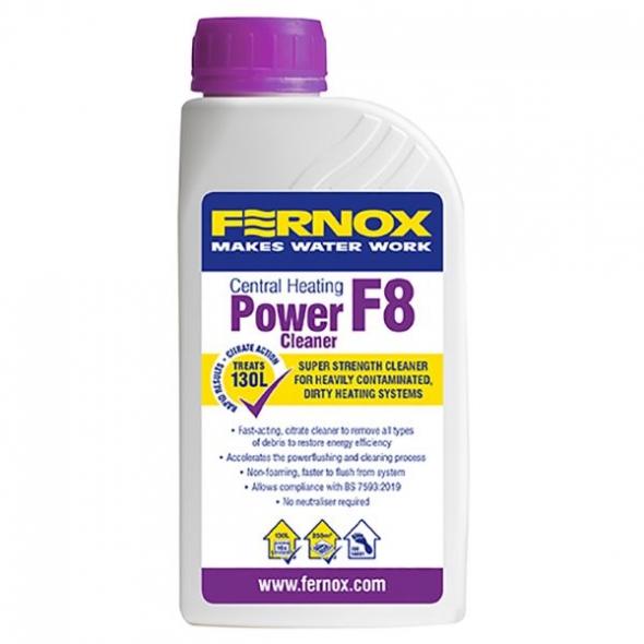 FERNOX F8 PYN CZYSZCZCY 500 ML - Zdjcie