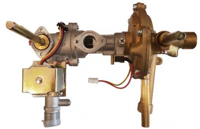 ARMATURAbr WODNO-GAZOWA G19-00 GZ-50 - Zdjcie