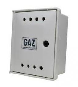 SKRZYNKA GAZ25x30x15 POLIPROPYLEN POPIEL - Zdjcie 1