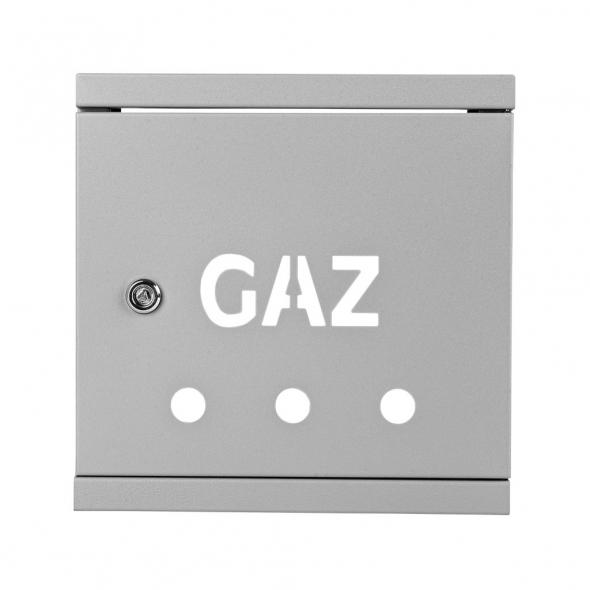 DRZWI GAZ250 RAL 7037 DG25s SZARY - Zdjcie 1
