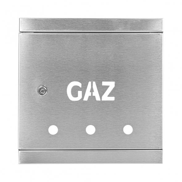 DRZWI GAZOWE 250 INOX DG25x - Zdjcie 3