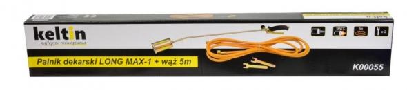 PALNIK DEKARSKI LONG MAX-1  W 5 M K00055 - Zdjcie 1