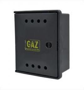 SKRZYNKA GAZ25x30x15 POLIPROPYLEN GRAFIT - Zdjcie
