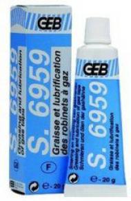 GEBSMAR GRAFITOWY 20G   S 6959 - Zdjcie